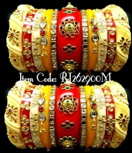 Rajwadi bridal bangle sethani Rajputi dulhan chooda