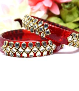 Specially designed glass bangle