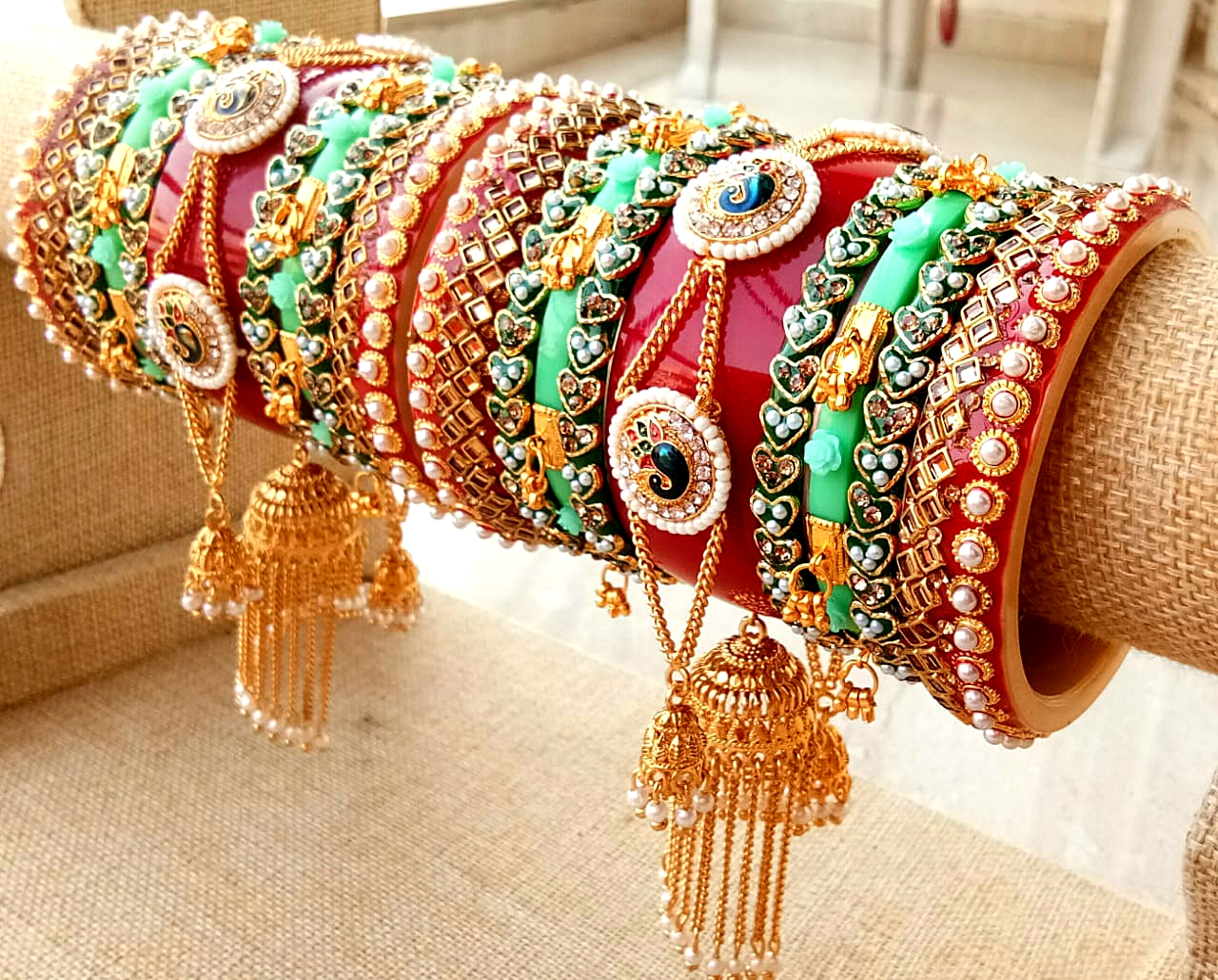 Rajasthani Wedding Bangles