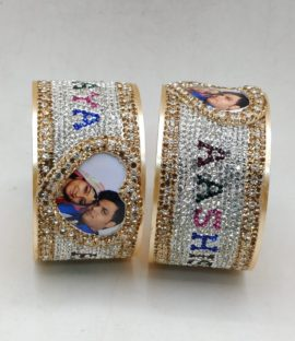 Personalized Name And Photo Kada