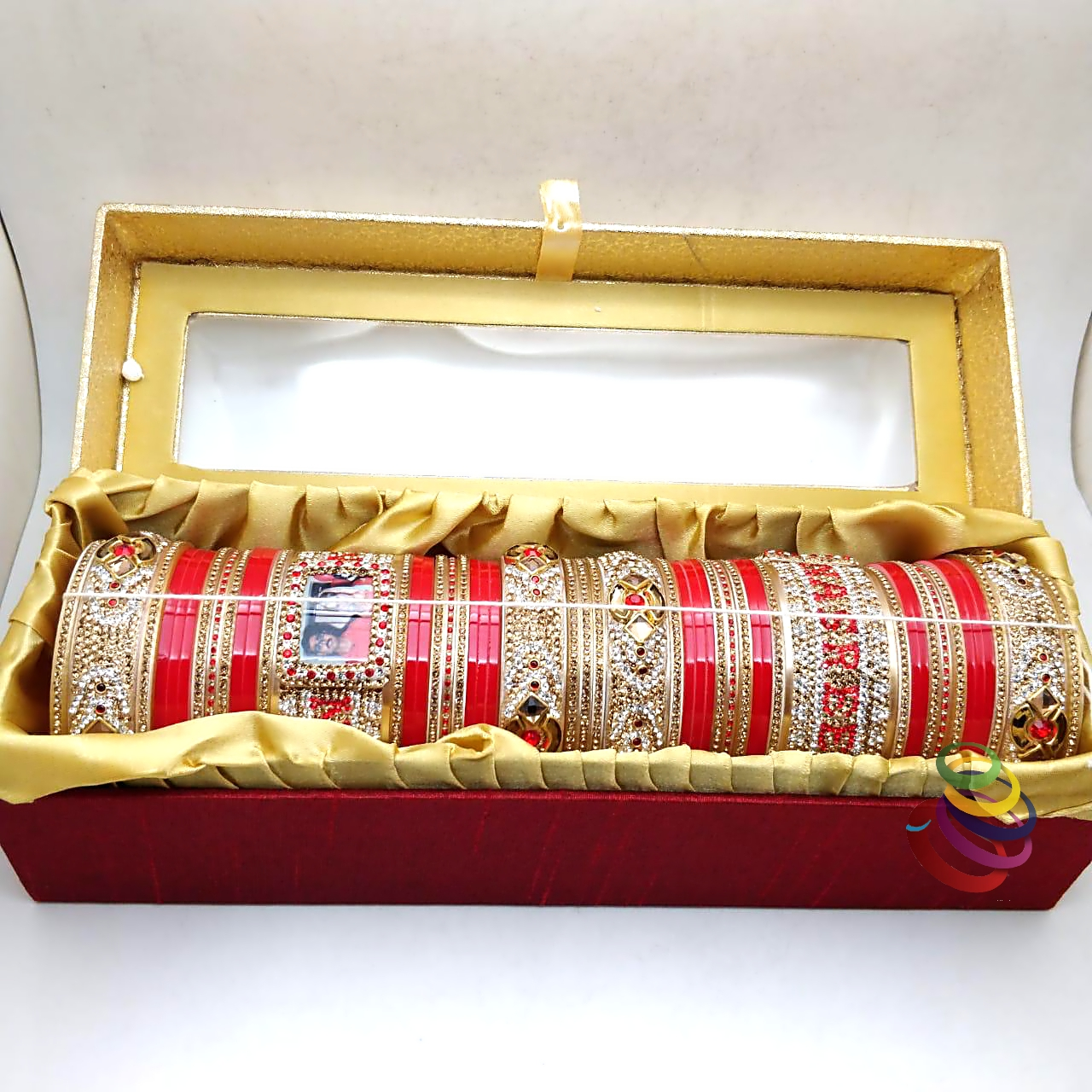 Personalized Dulhan Chuda