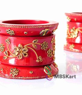 Lakh Bridal Bangle Set