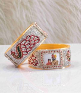 Photo Bangle Pair