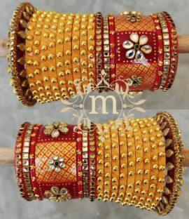 New Rajasthani Bangles Design