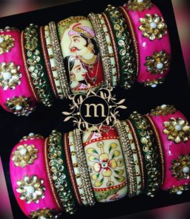 Wedding Chura Beautiful Rajasthani Chura