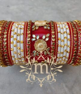Rajasthani Wedding Chura Beautiful Dulhan Chura Designs