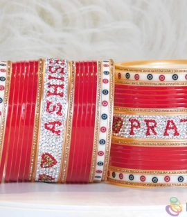 Punjabi Bridal chura