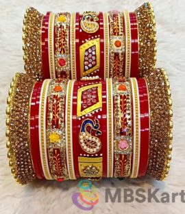 Kundan Rajwadi Wedding Chura