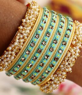 Bridal Bangle Short Set