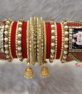 Rajwadi Wedding Bangles