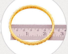 Bangle Size Measurement